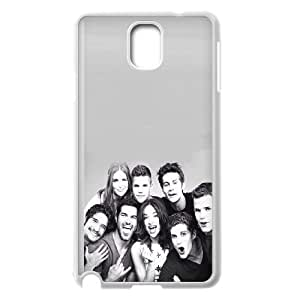 Teen Wolf Samsung Galaxy Note 3 Cell Phone Case White tme tbud