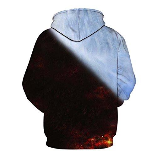 Top Loup shirt Acvip Blouse 16 Pour Capuche Sweat Motif Veste Homme À Femme npwwY85Wq
