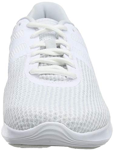 Para De Mujer white pure Running 4 Eu white Revolution Wmns Platinum 100 Blanco Nike Zapatillas q8X0Rwx