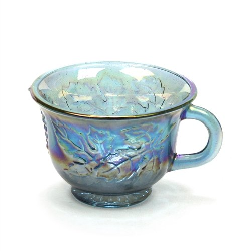 Harvest Blue Carnival by Colony, Glass Punch Cup