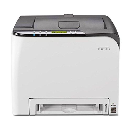 Ricoh Imaging Company, Ltd. - Ricoh Sp C250dn Laser Printer - Color - 2400 X 600 Dpi Print - Plain Paper Print - Desktop - 21 Ppm Mono / 21 Ppm Color Print - 251 Sheets Input - Automatic Duplex Print - Fast Ethernet - Wireless Lan - Usb - Pictbridge