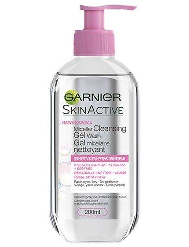 Garnier Micellar Cleansing Gel Wash for Sensitive Skin, 0.243 kg