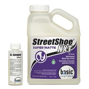 Basic Coatings StreetShoe NXT Super Matte Gallon ()