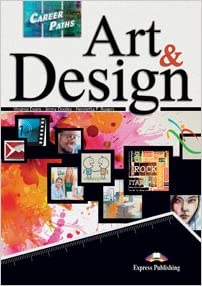 Career Paths Art Design Student S Book Audio Cds Uk