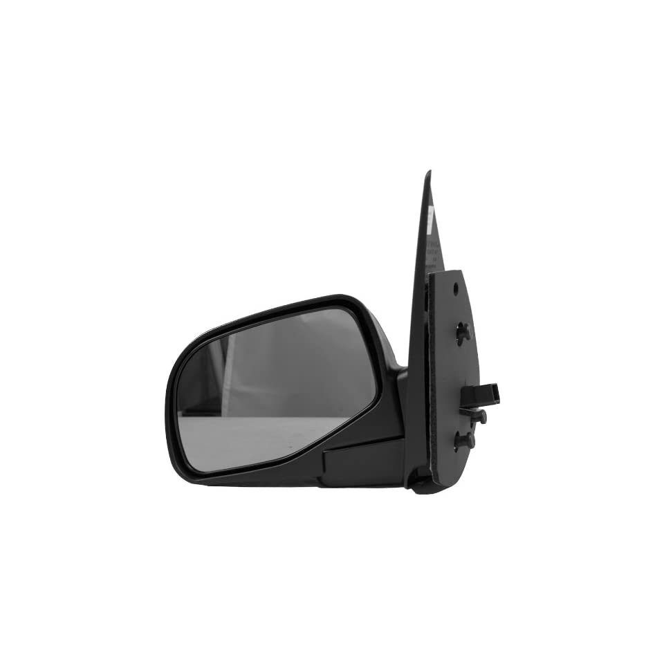 OE Replacement Ford Explorer/Mercury Mountaineer Driver Side Mirror Outside Rear View (Partslink Number FO1320210)