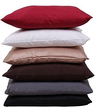 Colour de la funda de almohada de cojín Alessia diseño de ...