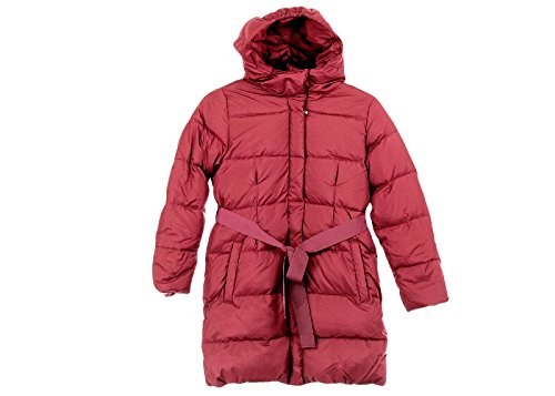 J Crew Crewcuts Girls Long Powder Puffer Size 10 Style# 28540 Red by J.Crew