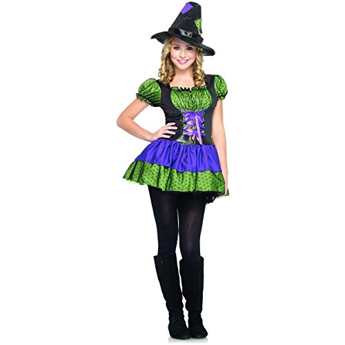 Hocus Pocus Witch Costume - Teen Medium/Large