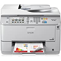 Epson WorkForce Pro WF-5690 Inkjet Multifunction Printer - Color - Plain Paper Print - Desktop C11CD14201