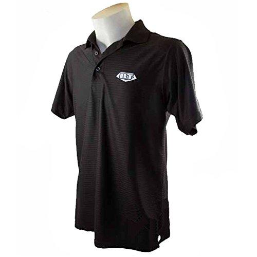 BT Polo Shirt schwarz