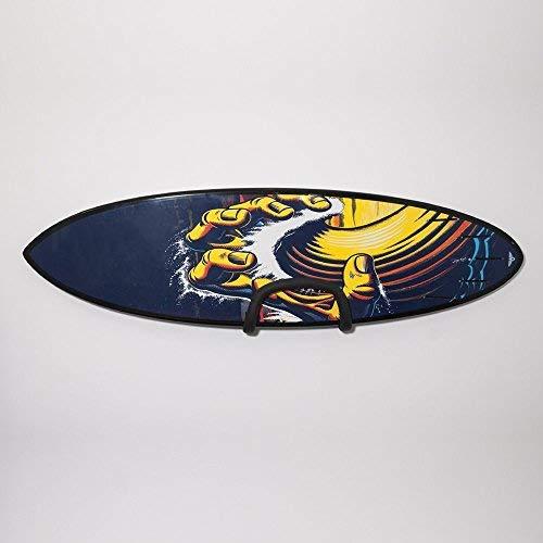 SURFHUND Surf Perro Tabla de Surf de Pared para shortb oards y Fish de Shapes de Webber, Rusty, Buster, Light, g20273 acruz, al merick, Farum UVM, ...