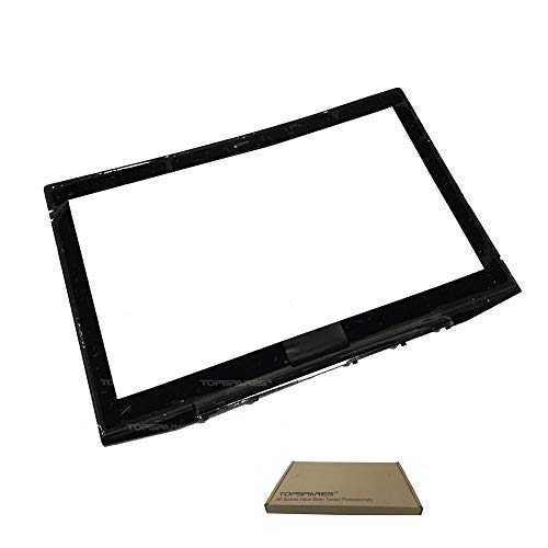 New Replacement Laptop LCD Front Bezel Cover for Lenovo Y50 Y50-70 Series Black Non Touch AP14R000900 15.6
