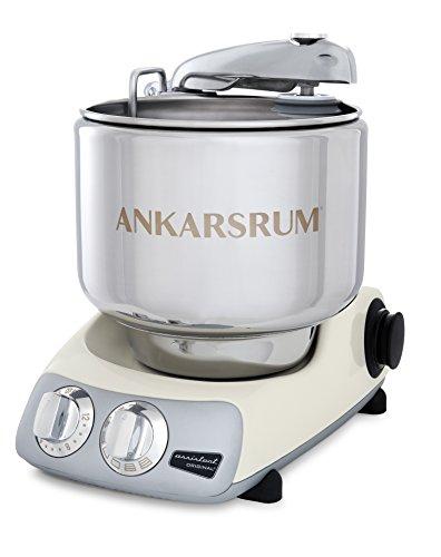 Ankarsrum AKM 6230 Electric Stand Mixer Light Creme (Large Image)
