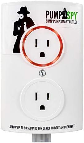 PumpSpy PSO1000 Wi-Fi Sump Pump Smart Outlet 41giGtNPGXL