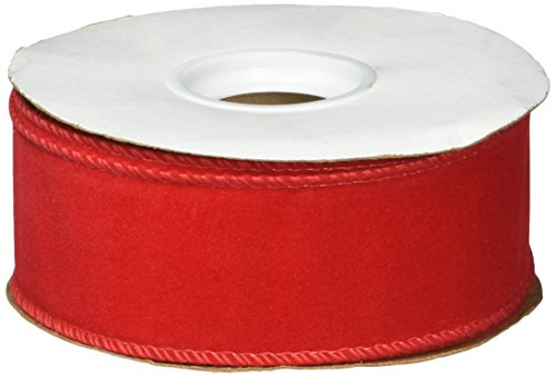 Embassy Velvet Christmas Ribbon Yards product image