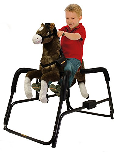 Rockin' Rider Legend Animated Plush Spring Horse