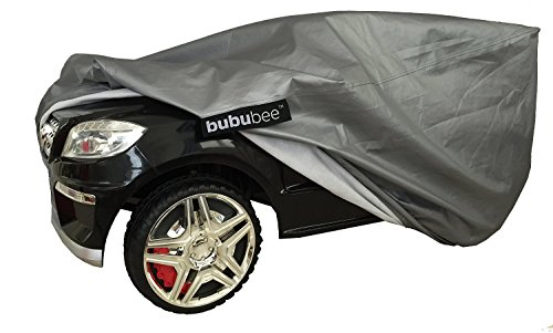 Large Children's Ride-On Toy Car Cover - UV Rain Snow Waterproof Protection for Electric Power Wheels