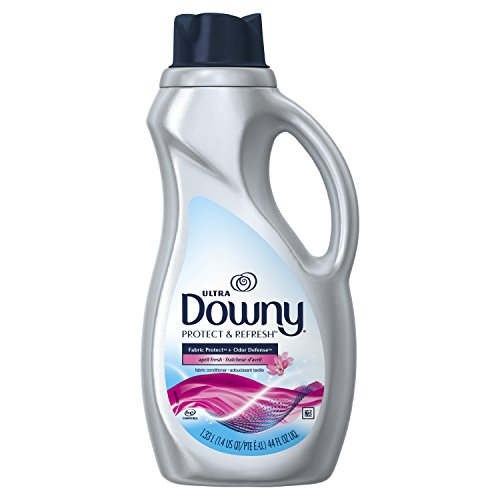 Downy Ultra Protect & Refresh April Fresh Fabric Conditioner, 44 Fluid Ounce