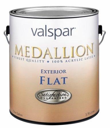 valspar-brand-27-45505-gl-1-gallon-flat-clear-base-medallion-exterior-latex-pain
