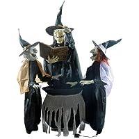 Enjoy This Mesmerizing Scene w/Enchanting Witch Trio
