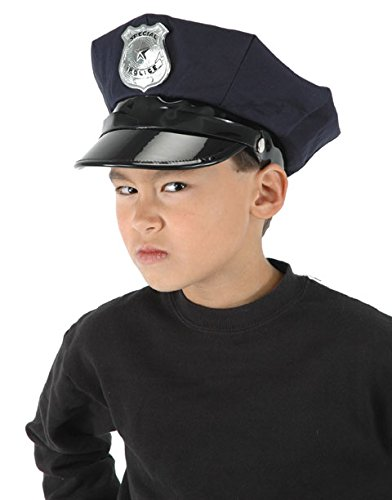 elope Kids Police Chief Officer Costume ()