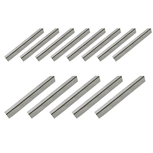 Onlyfire Gas Grill Replacement Stainless Steel Flavorizer Bars/Heat Plate for Weber 7538, Set of 13, 8 Short and 5 Long Bars