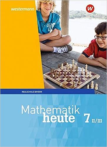 Mathematik heute 7 II/III