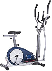 The 5 Best 2 in 1 Elliptical Cross Trainer & Exercise Bike Reviews In 2020 2