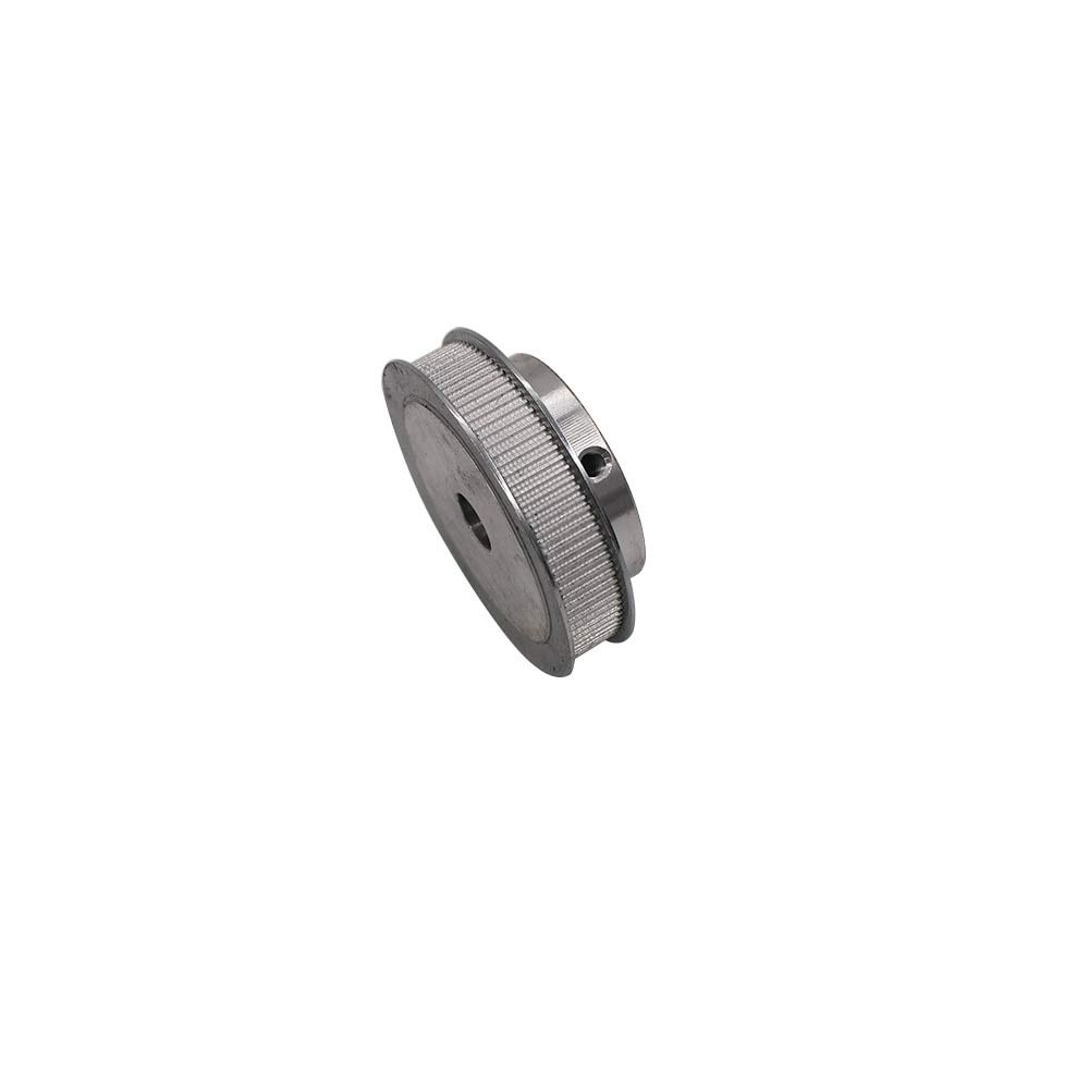 Fevas 2GT Type 100T 100 Teeth 6//6.35//8//10//12//12.7//14//15//16//17mm Inner Bore 2mm Pitch 7//11mm Belt Width Synchronous Timing Pulley Bore Diameter: 17mm, Width: 7mm