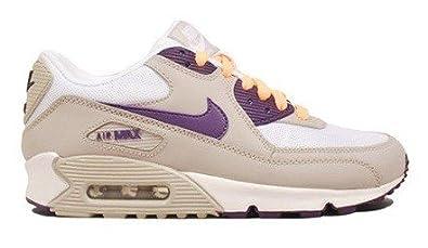 Nike Sportswear Sneaker 'Nike Air Max 90' Damen, Lila Grau