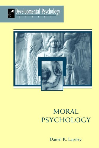 Moral Psychology (Developmental Psychology Series) by Brand: Westview Press