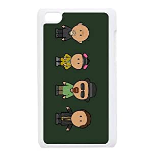 Breaking Bad A iPod Touch 4 Case White delicated gift US6945800