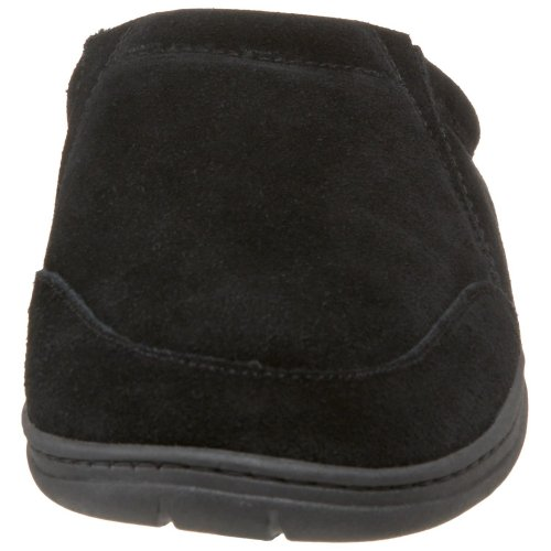 Tamarac Por Slippers International Hombres Koosh Spa Scuff Black