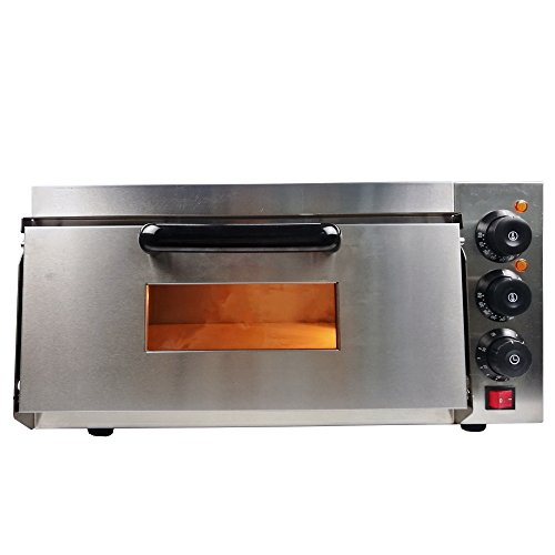 Electric Pizza Oven 16 inch Deck Commercial Baking Oven Fire Stone Catering...