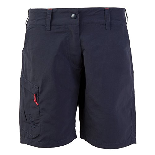 Silver Tec UV Gill Grey Shorts donna YFRxvq