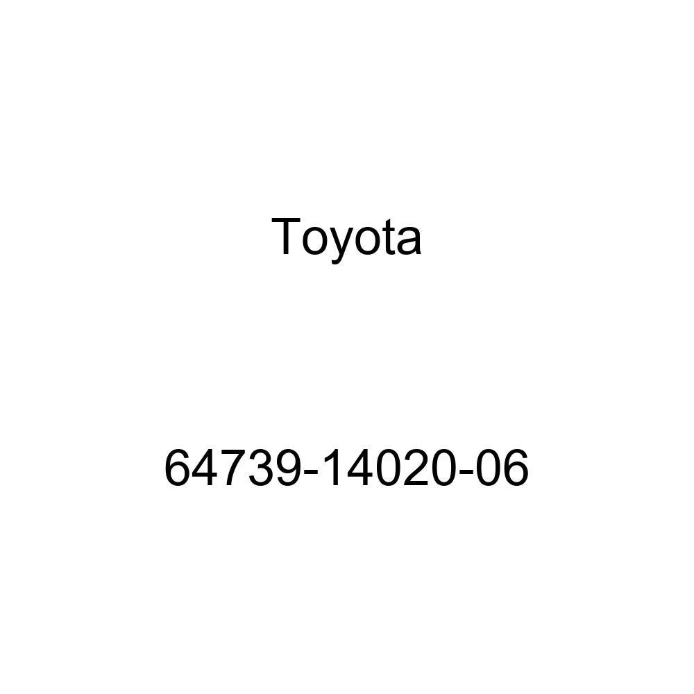 Toyota 64739-14020-06 Deck Trim Washer Cover