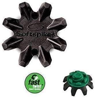 SOFTSPIKES Black Widow Soft Spikes for
