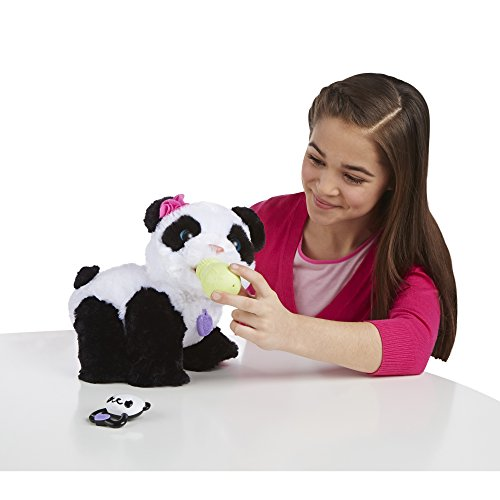 FurReal Friends Pom Pom My Baby Panda Pet by FurReal (Image #4)