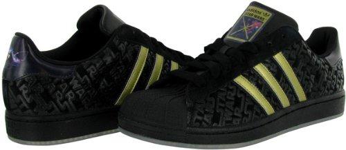 Adidas Superstar Ii Star Wars Mens Scarpe Basse Classiche Basse Basse Retrò Originali