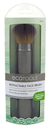 Ecotools Make Up Brush Kabuki Retractable