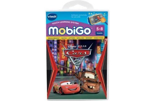 VTech MobiGo Software - Disney Pixar - Cars 2 by manufacturer