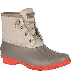 Sperry women's saltwater pop outsole boot