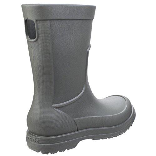 Crocs Mens AllCast Rain Boots Olive O4Uz8