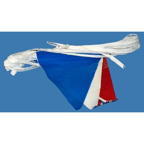US Flag Store Patriotic Decorating Flag Pennants, 100-Feet -