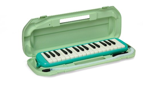 Suzuki Musical Instrument Corporation MX-32C Alto Melodion with Case - Mouthpiece