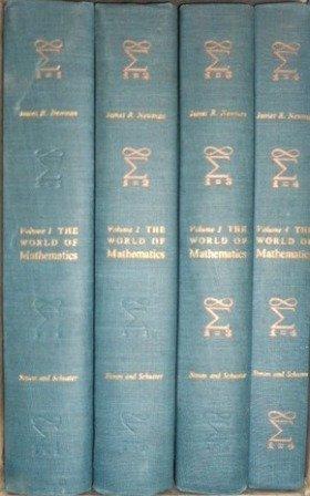 The World of Mathematics (4 volumes)