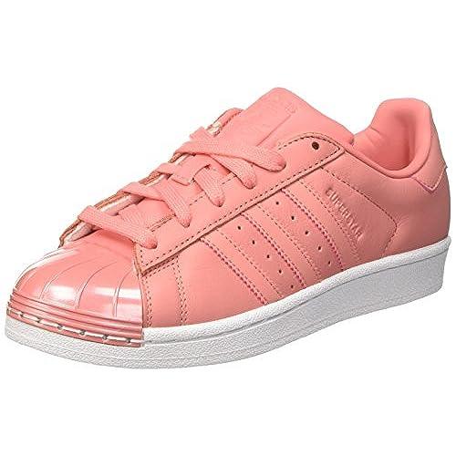 buy online 968ec aad2d Adidas Superstar Metal Toe W, Zapatillas de Deporte para Mujer Venta  caliente 2018
