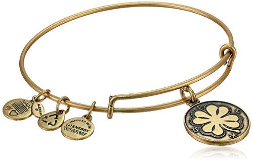 Alex Ani Four Leaf Rafaelian Bracelet product image