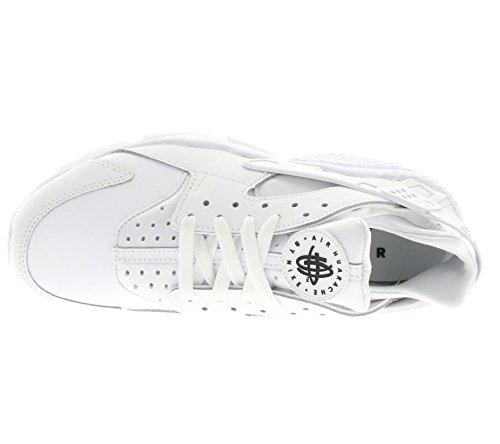 Blanco Homme Run Cassé Entrainement NIKE White black Huarache Blanc de Chaussures Blanco Running Air White PRM fn7wUq