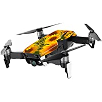 MightySkins Skin for DJI Mavic Air Drone - Sunflowers | Min Coverage Protective, Durable, and Unique Vinyl Decal wrap cover | Easy To Apply, Remove, and Change Styles | Made in the USA